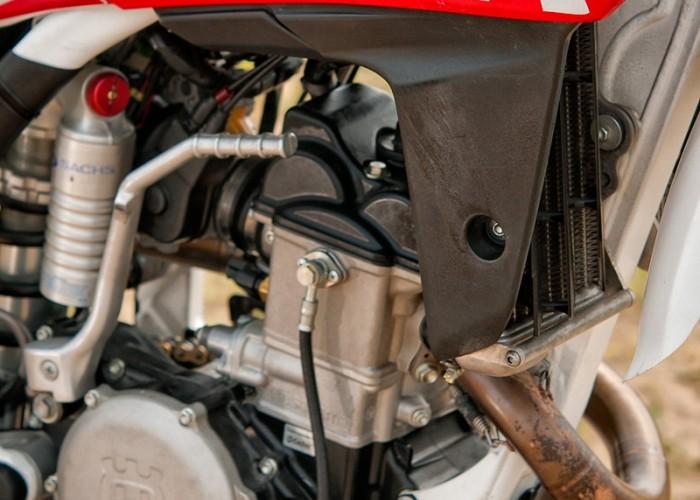 husqvarna tc250 silnik kickstarter