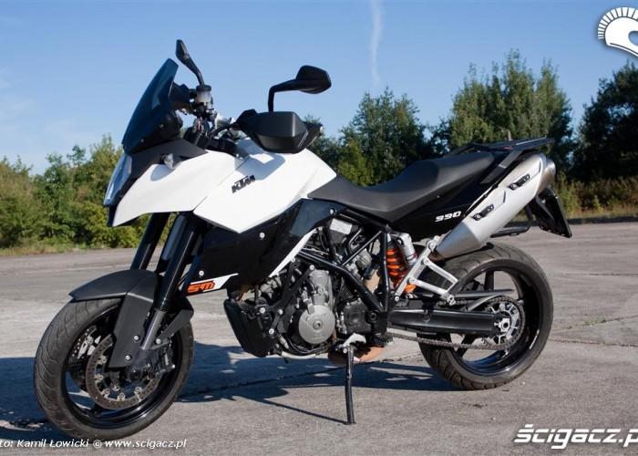 KTM SMT 990 ABS 2011