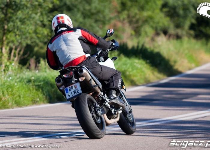 Lewy luk KTM SMT