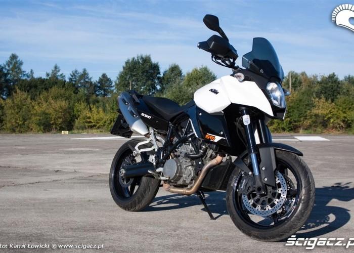 Prawo przod KTM 2011