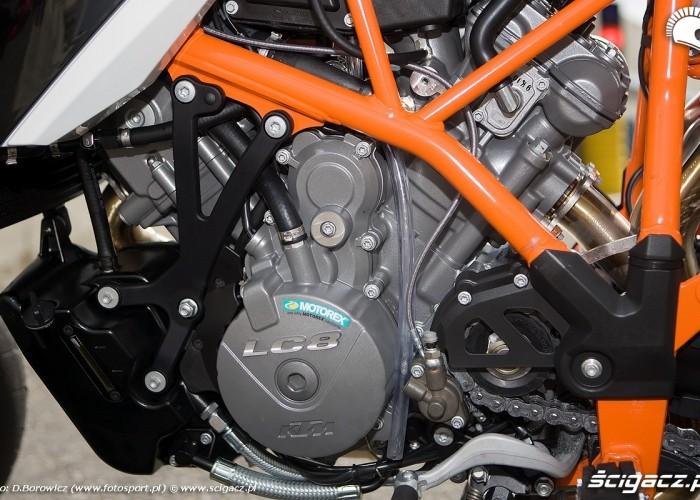 ktm supermoto 990r 2010 rama