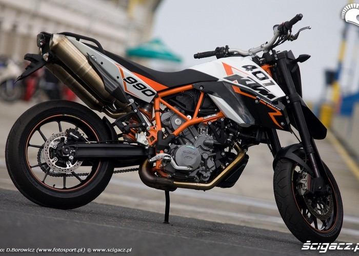smr 990 ktm 2010 wersja r supermoto