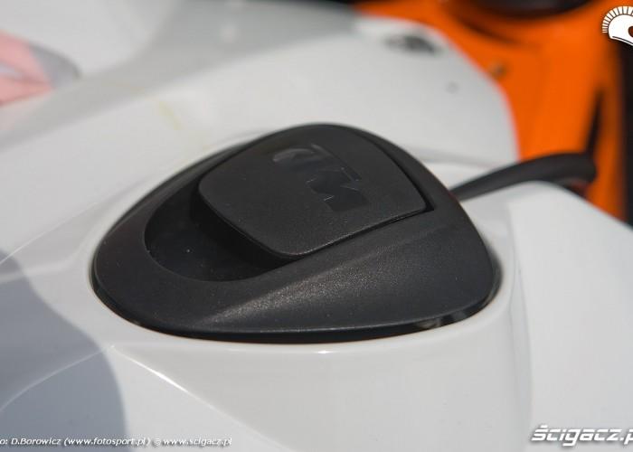 wlew paliwa ktm 990 r