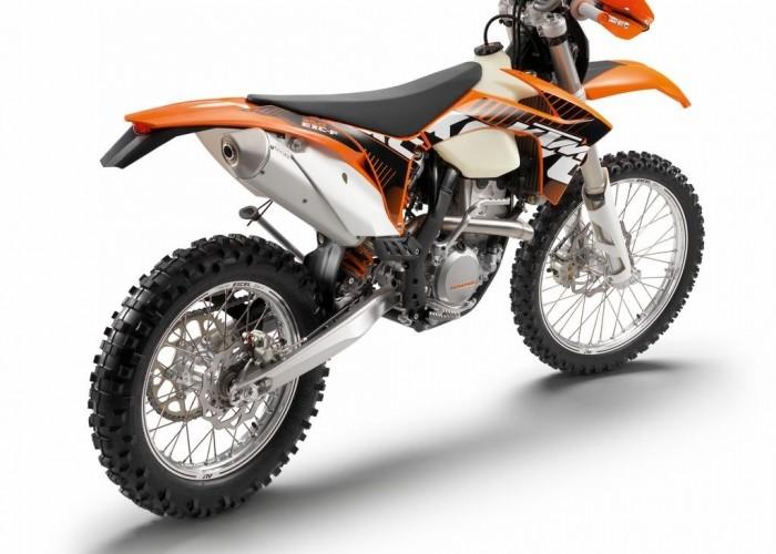 ktm exc-f 350 2012 od gory