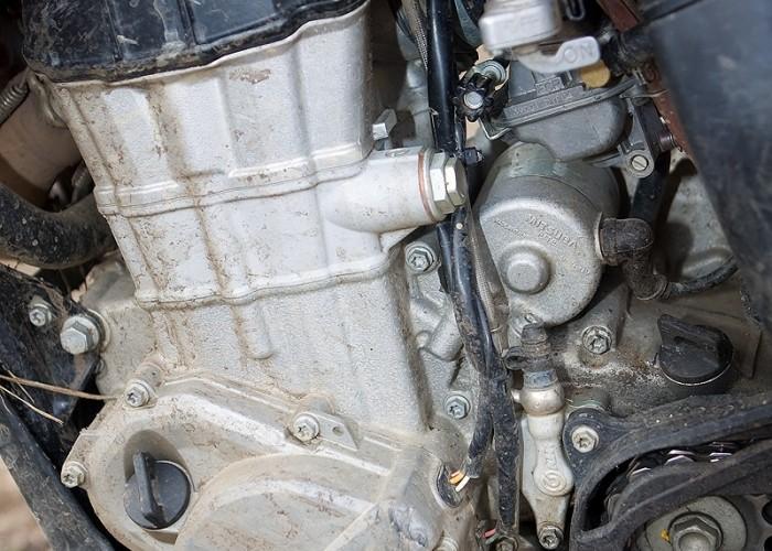 cylinder ktm exc 450 2010