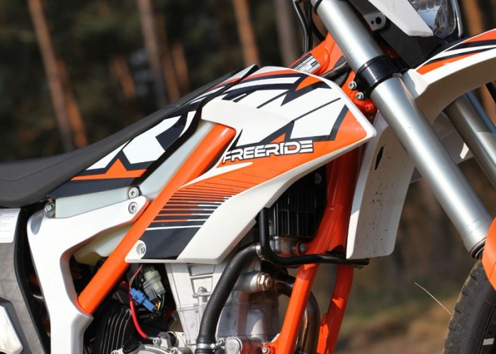 2012 ktm 350 new freeride