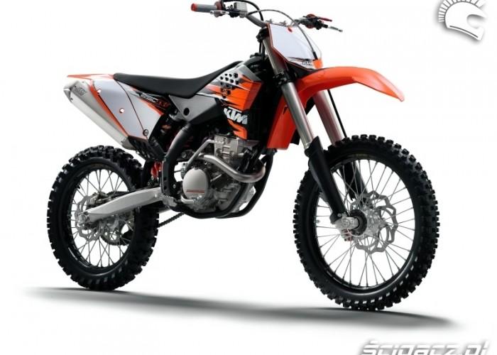 250 SX-F ktm nowy model