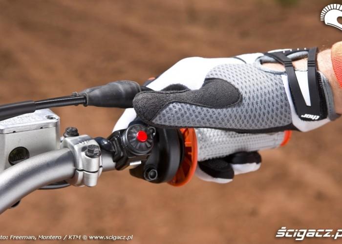 elektryczny rozrusznik sxf 2011 350