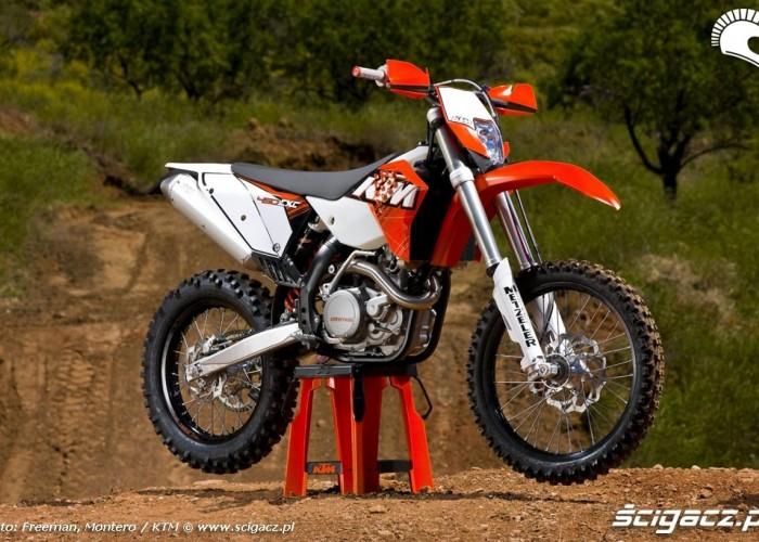 ktm exc 450 2011