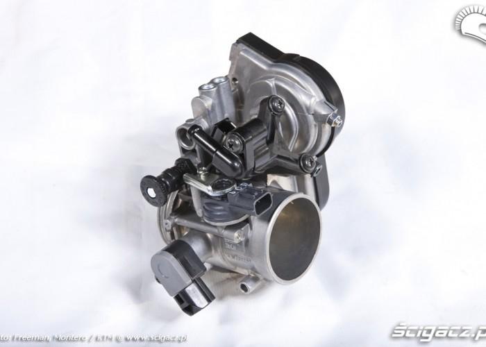 ktm sxF 350 wtrysk paliwa
