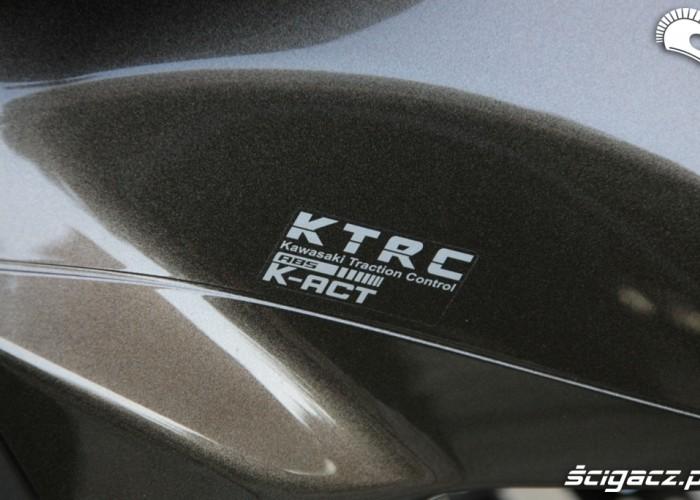 Kawasaki 1400 GTR 2010 KTRC