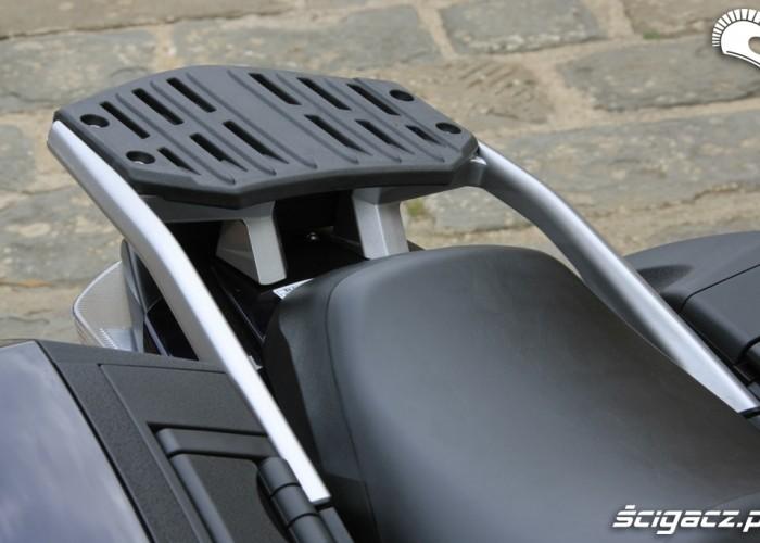 Kawasaki 1400 GTR 2010 bagaznik