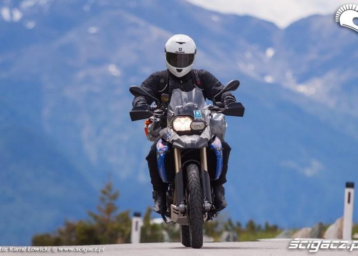 bmw gs800 alpenmasters 2012