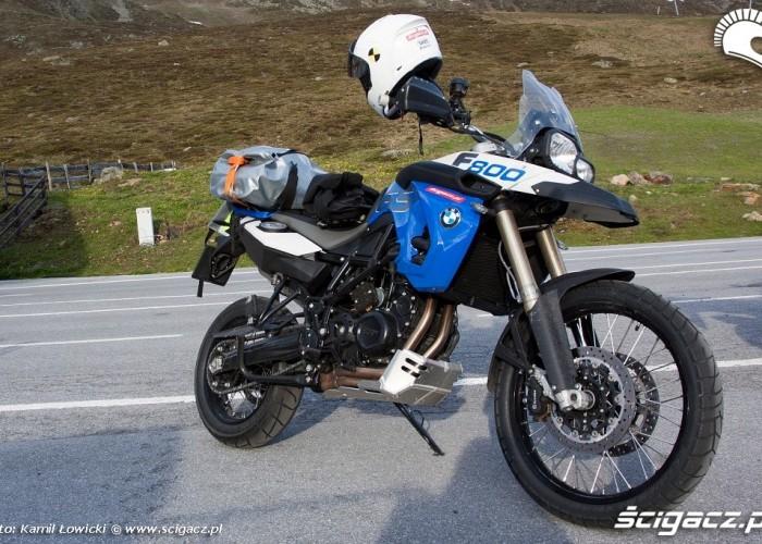 gs800 przelecz alpenmasters 2012
