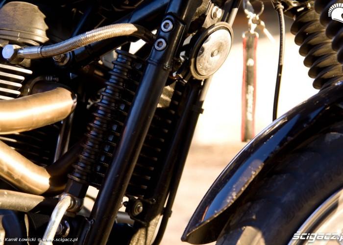 chlodnica Triumph Scrambler 2011