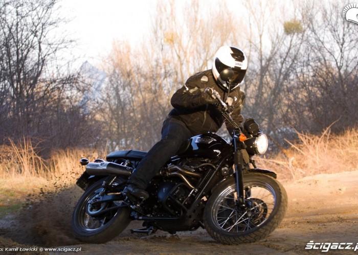 gleba Czy nie - Triumph Scrambler 2011