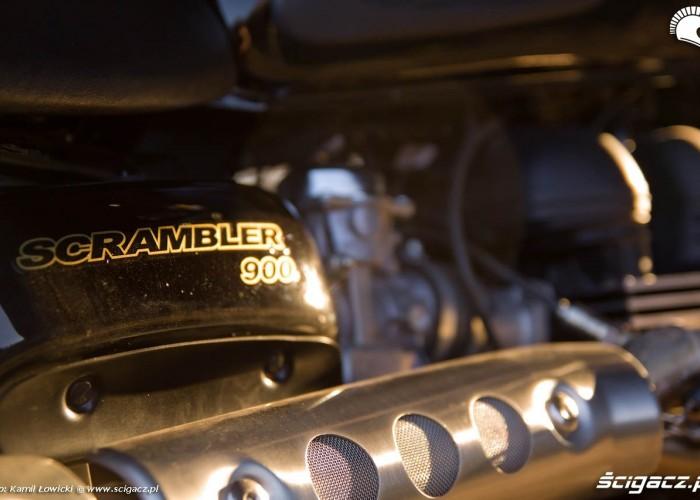 oslona wydehu Scrambler 2011