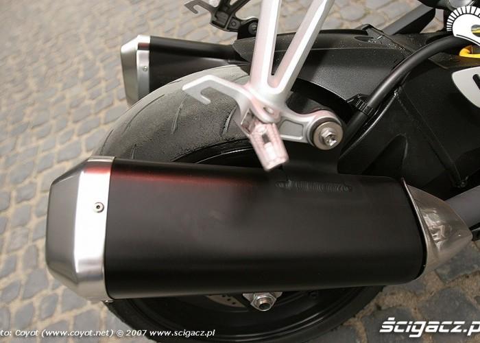GSX-R1000 tlumik