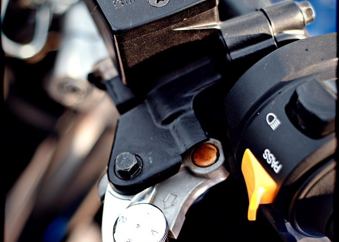 suzuki gsx650f hydrauliczne sprzeglo