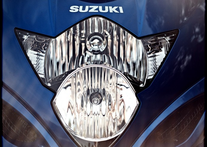 suzuki gsx650f przednia lampa