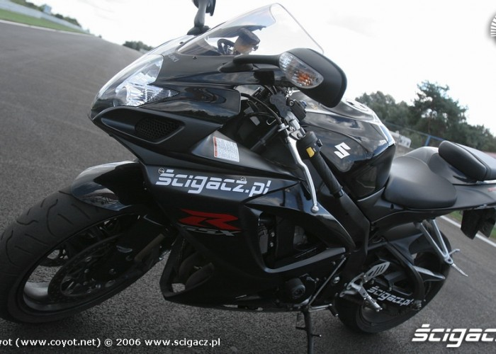 suzuki gsx-r-750 ready