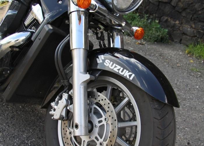 widelec tarcza hamulcowa reflektor Suzuki Intruder C1800R