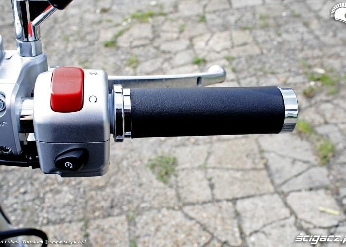 Intruder M1500 test prawa manetka
