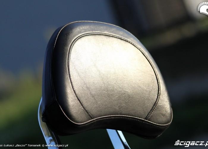 Suzuki Intruder M800 Summer Excurtion oparcie