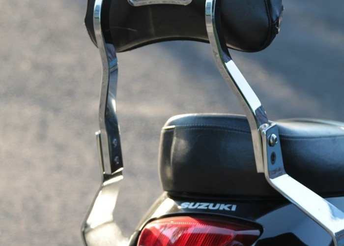 Suzuki Intruder M800 Summer Excurtion sissy bar oparcie