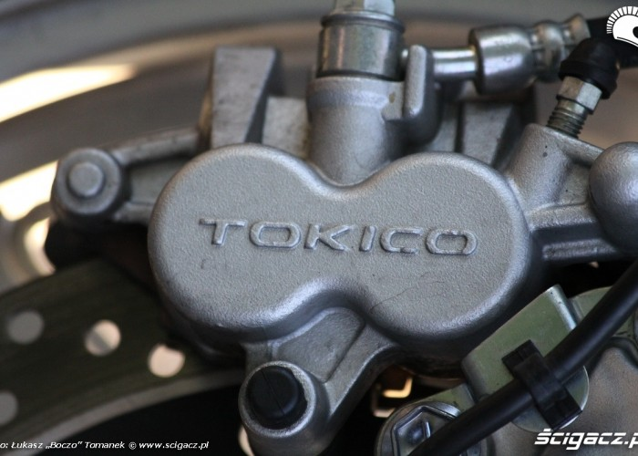Suzuki Intruder M800 Summer Excurtion zacisk