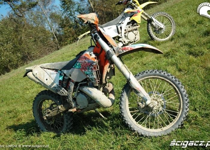 KTM EXC250 2010 Six Days