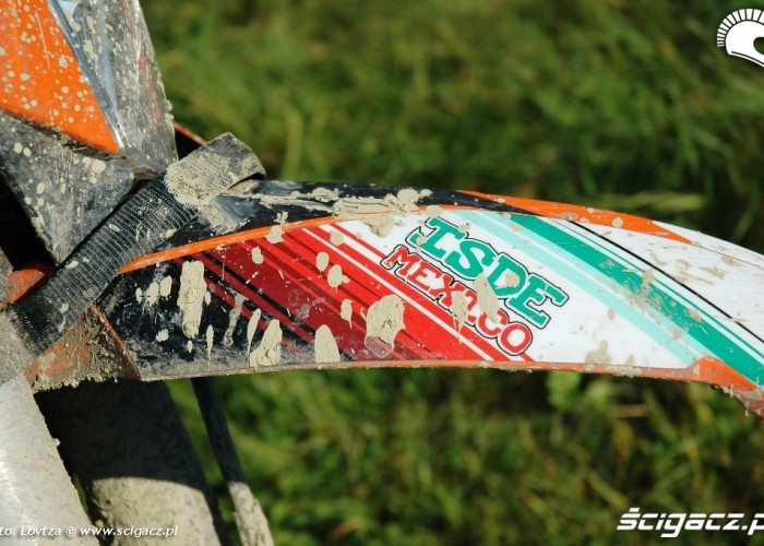 KTM EXC250 2010 Six Days Edition