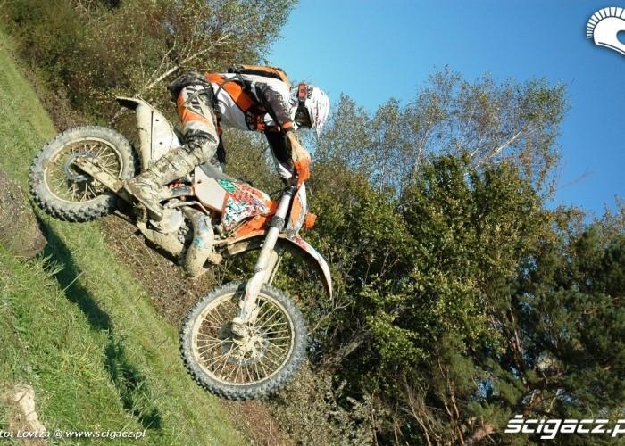 KTM EXC250 2010 belka