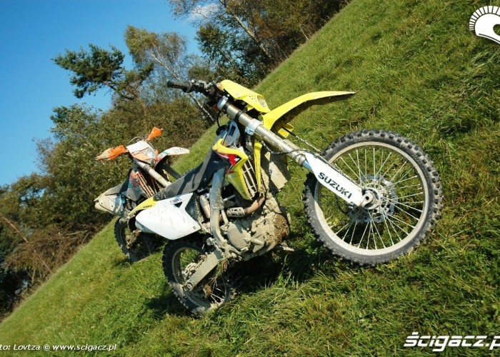 Suzuki RMX450Z 2010
