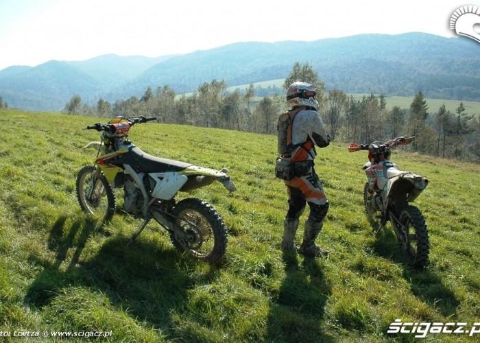Suzuki RMX450Z kwestia wyboru