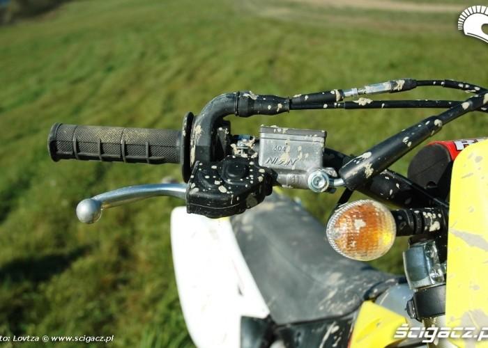 Suzuki RMX450Z osprzet
