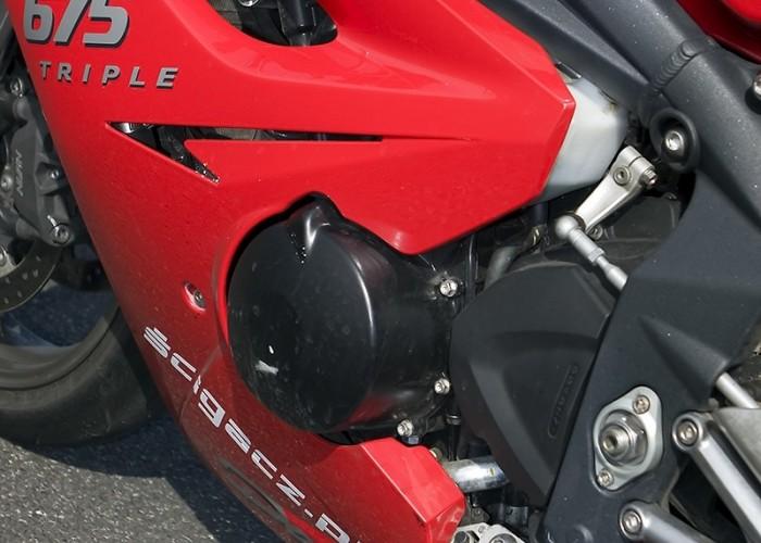 silnik lewa strona daytona 675 triumph test 2009 f mg 0067