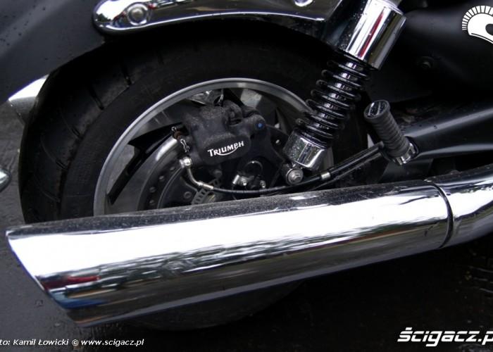 Tlumiki Rocket III Roadster