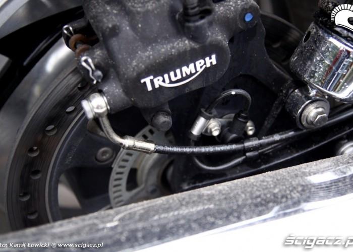 Tylny hamulec Triumph Rocket III Roadster