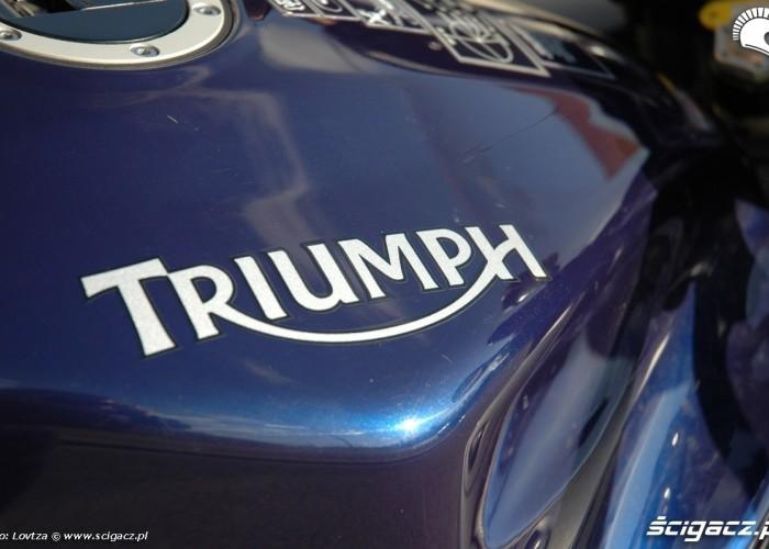logo Triumph Triumph Sprint GT 2011