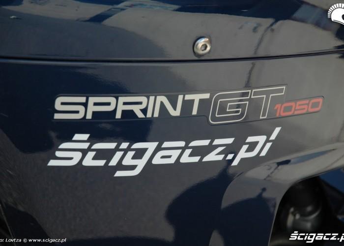 sprint GT 1050 Triumph