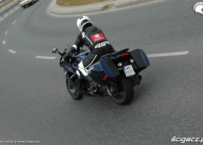 tyl scigacz pl Triumph Sprint GT 2011