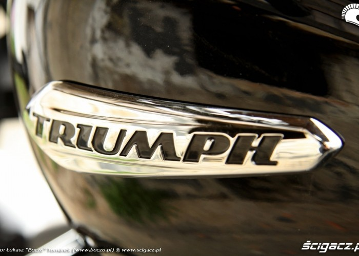 Triumph Thunderbird Storm nazwa