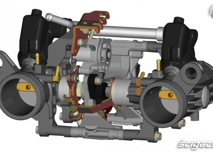 Triumph Thunderbird wtrysk paliwa
