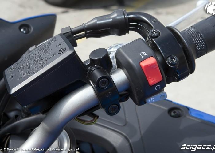 manetka gazu yamaha fz8 fazer 2010 test motocykla 26