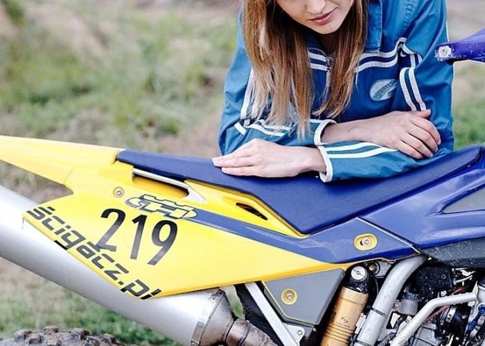 Husqvarna TE 450 i modelka