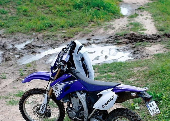 Yamaha WR 450F