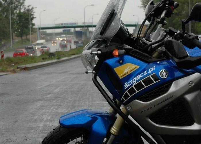 profil Yamaha XT1200Z Super Tenere