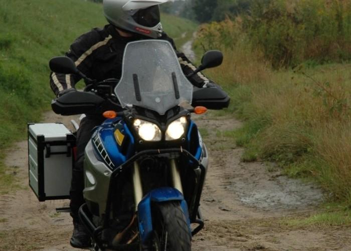 przod Yamaha XT1200Z Super Tenere