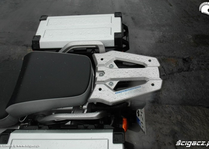siedzenie pasazera Yamaha XT1200Z Super Tenere